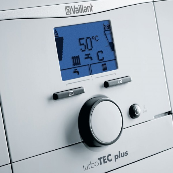 Котёл Vaillant VU 122/5-5 turboTEC plus